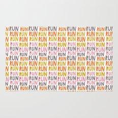 Pattern Project #19 / Run Run Run Rug
