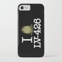 I Love LV-426 iPhone Case