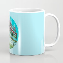 Seattle Public Market Coffee Mug