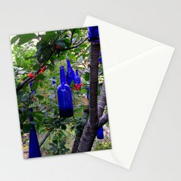 When Blue Bottles Fly Stationery Cards