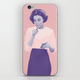 Twin Peaks iPhone Skin