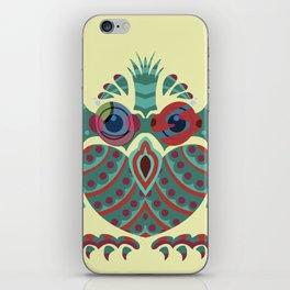 Easter Owl iPhone Skin