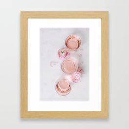 rose' Framed Art Print