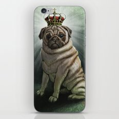 The Queen iPhone Skin