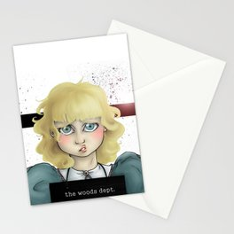Breaking and Entering Stationery Cards
