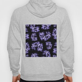 Floral background Hoody