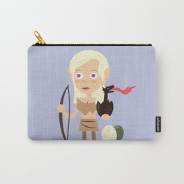 Elven Mother of Dragons Carry-All Pouch