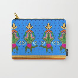 Camels & Cactus Trecking Carry-All Pouch