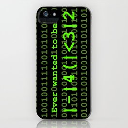 Ever wanted to be a Hacker iPhone Case