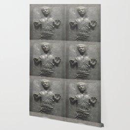 Han Solo Frozen in Carbonite Wallpaper
