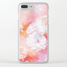 Flower | Photography | Pink | Rainbow | Unicorn | Colours | Abstract | Nature | Art Clear iPhone Case