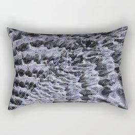Ice Fields of Antarctica Rectangular Pillow
