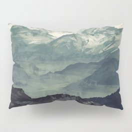 Mountain Fog Pillow Sham