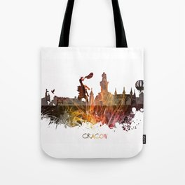 Cracow Poland Tote Bag