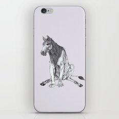 The Enfield iPhone & iPod Skin