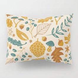 Autumn Foliage Pillow Sham