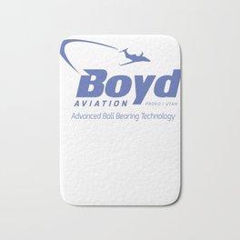 Boyd Aviation Bath Mat