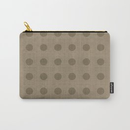 """""""Dots Nature II"""" Carry-All Pouch"""