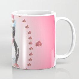 """""""Christmas Penguin"""" Coffee Mug"""