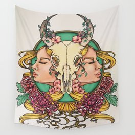 Sun Signs Wall Tapestry