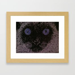 MING Framed Art Print