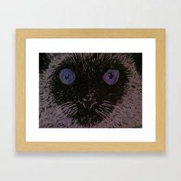 MING Framed Art Print