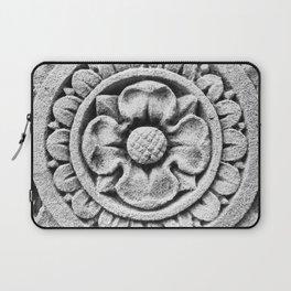Stone Rose Laptop Sleeve