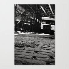 Chicago Cobblestone Canvas Print