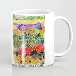 THE FAUVE LANDSCAPE Coffee Mug