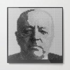 Mies van der Rohe Portrait  Metal Print