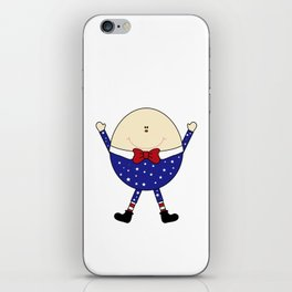 Humpty Dumpty  iPhone Skin