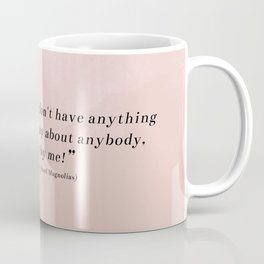 Magnolia Virginiana Coffee Mug