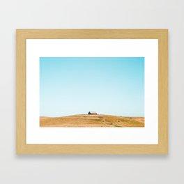 Going Solo Framed Art Print
