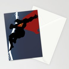 Supes Knight Returns Stationery Cards