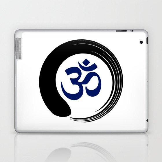 Namaste Zen Circle Meditation Prayer Ohm Aum Om Oum Peace Tai Chi