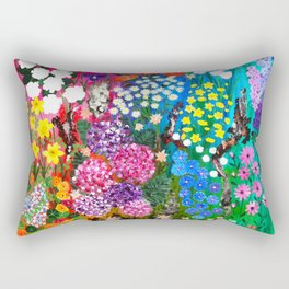 Life is a Tapestry Rectangular Pillow