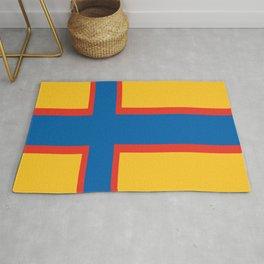 flag of Ingria Rug