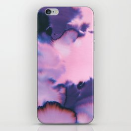 water color wave II COLLAB DYLA iPhone Skin