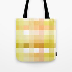 Pixelate Sunshine Tote Bag