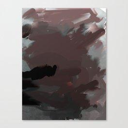 Manic Tuesdays Canvas Print