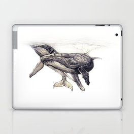 At the Surface Laptop & iPad Skin