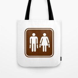 "Urban Pictograms ""Shopping"" Tote Bag"