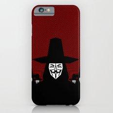 Million Mask March iPhone 6s Slim Case