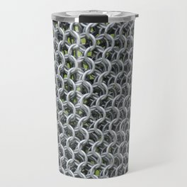 chain mail Travel Mug