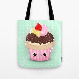 Cutie Cake Tote Bag