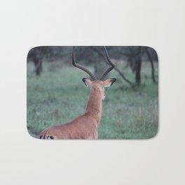 Impala whorl Bath Mat