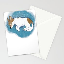 Lil Floof part 2 Stationery Cards