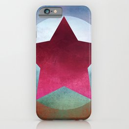 Star Composition VII iPhone Case