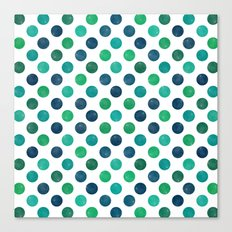 Dots #1 Canvas Print