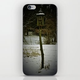 treehouse iPhone Skin